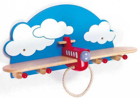 Estantes y repisas: muebles ideales para la habitación de tu niño ...