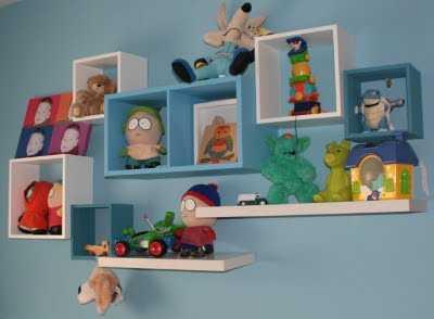 Ideas para organizar los juguetes de los nios Espacio Nios
