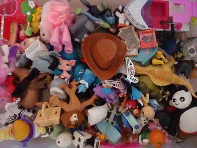 Ideas para organizar los juguetes de los ni os espacio ni os - Ideas para organizar juguetes ninos ...
