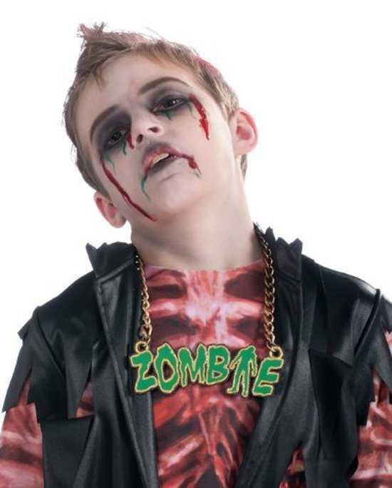 Kids Zombie Costume Boy