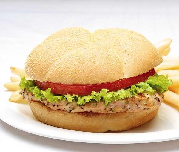 Una hamburguesa casera; a tu niño le encantará