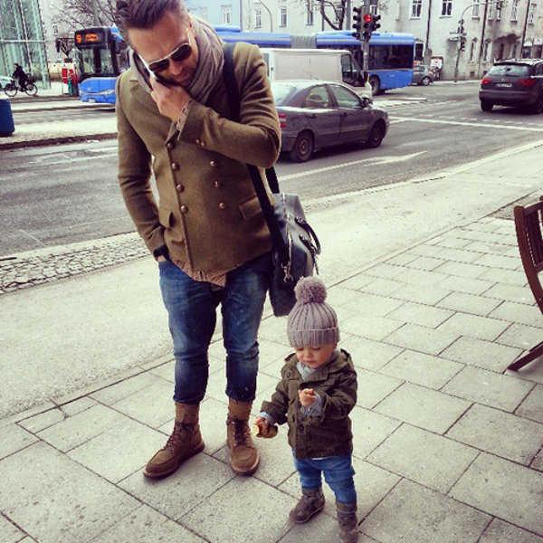 Mini hipster: ¡La nueva tendencia en niños!   Espacio Niños