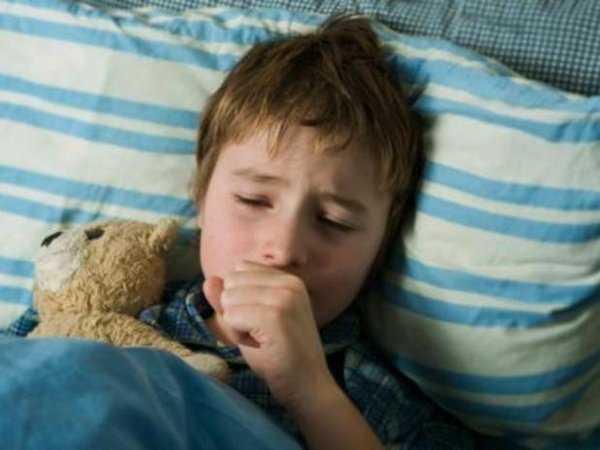La tos puede afectar la tranquilidad de tu niño